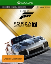 Forza Motorsport 7 Ultimate Edition