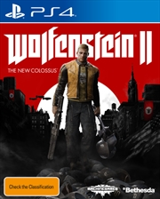 Wolfenstein 2 The New Colossus | PlayStation 4