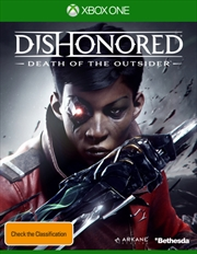 Dishonored Death of the Outsider | XBox One