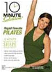 Rapid Results Pilates | DVD