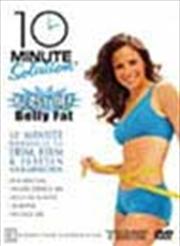 Ten Minute Solution: Blast Off Belly Fat | DVD