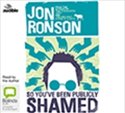 So Youve Been Publicly Shamed | Audio Book