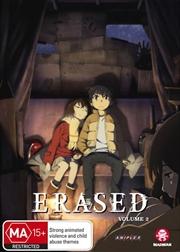 Erased - Vol 2 - Eps 7-12