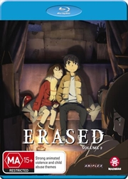 Erased - Vol 2 - Eps 7-12