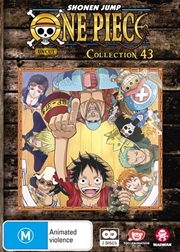 One Piece - Uncut - Collection 43 - Eps 517-528