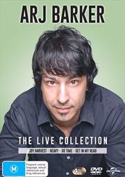 Arj Barker - Live | Collection