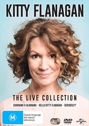 Kitty Flanagan - Live Collection | DVD