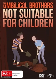 Not Suitable For Children | DVD