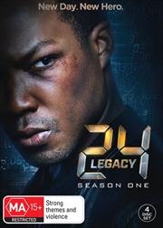 24 - Legacy | DVD