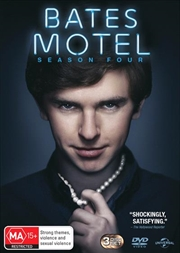Bates Motel - Season 4 | DVD