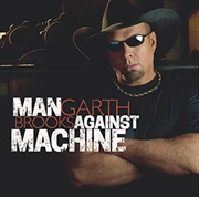 Man Against Machine | CD