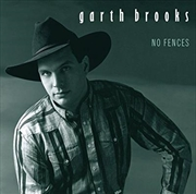 No Fences | CD