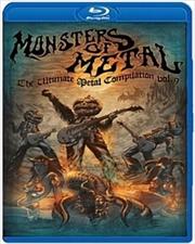 Monsters Of Metal Vol 9