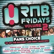 Rnb Fridays Vol 2