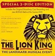 Lion King On Broadway / O.b.c. | CD/DVD