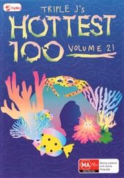 Triple J Hottest 100 Vol 21 | DVD