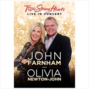 Two Strong Hearts Live In Concert | DVD
