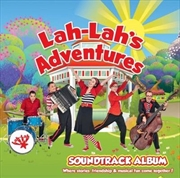 Lah-Lah's Adventures Soundtrack Album | CD