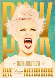 Truth About Love - Live From Melbourne | DVD