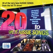 20 To 1- Great Aussie Songs
