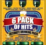 6 Pack Of Hits - The Ultimate Drinking Pack | CD