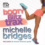 Michelle Bridges - Booty Blitz (SIGNED COPY)