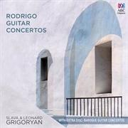 Rodrigo Guitar Concertos