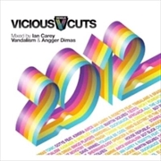 Vicious Cuts 2012 | CD