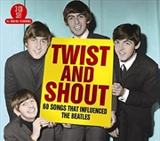 Twist And Shout: 60 Songs That | CD