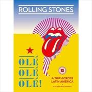Ole Ole Ole: A Trip Across Latin America | Blu-ray