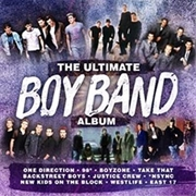 Ultimate Boy Band Album | CD