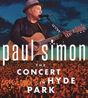 Concert In Hyde Park: 3CD/DVD
