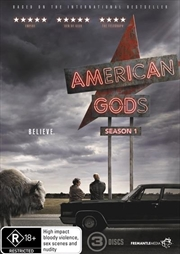American Gods - Season 1 | DVD