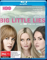 Big Little Lies - Season 1 | Blu-ray
