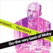 Go Remixed (Vbo)   CD