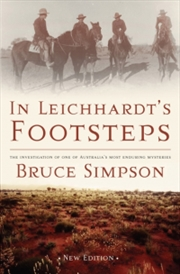 In Leichhardts Footsteps | Books