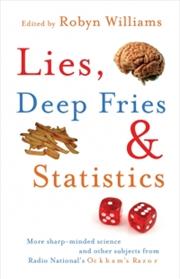Lies Deep Fries And Statistics | Books