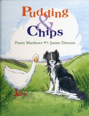 Pudding And Chips | Books