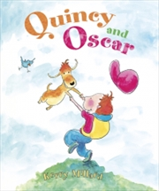 Quincy And Oscar | Books