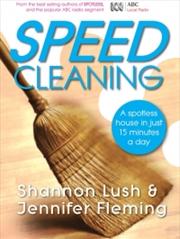 Speedcleaning | Books