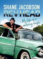 Rev Head | Hardback Book