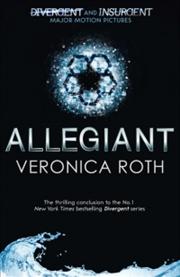 Allegiant: Divergent Trilogy | Paperback Book