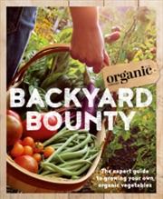 Backyard Bounty   Paperback Book