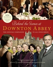 Behind The Scenes At Downton Abbey | Paperback Book