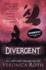 Divergent | Paperback Book