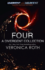 Four: A Divergent Collection | Paperback Book