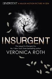 Insurgent: Divergent Trilogy | Paperback Book