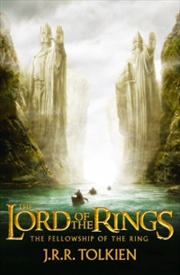 Lord Of The Rings: Fellowship | Paperback Book