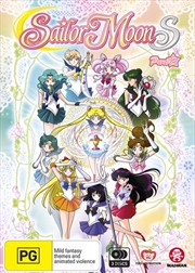 Sailor Moon S - Season 3 - Part 2 - Eps 109-127