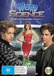 Weird Science - Season 1-5 | Series Collection